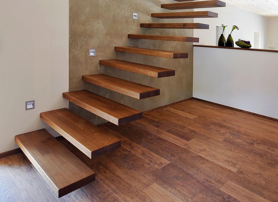 Schöne Treppen bilder treppen bruni zimmerei gmbh